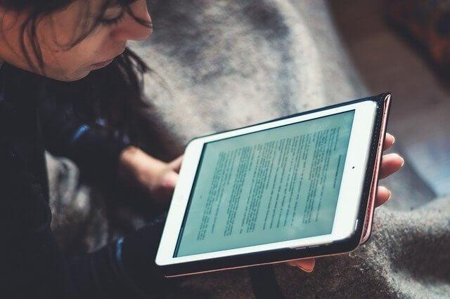 電子書籍とタブレットの違い