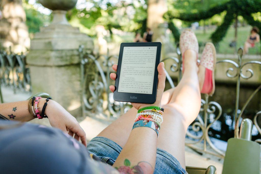 電子書籍はどうやって読む?