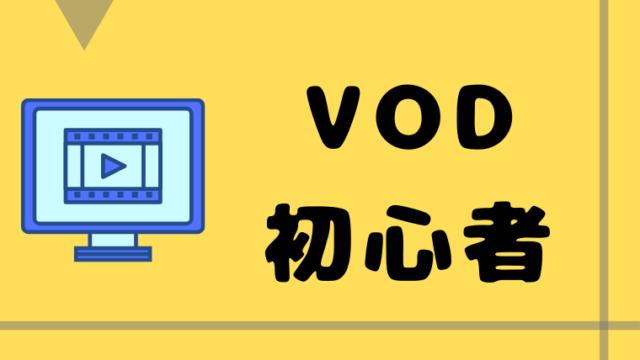VOD(ビデオオンデマンド)について詳しく解説